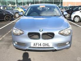 Bmw 1 118d 2.0 SE 3dr 17in Alloys