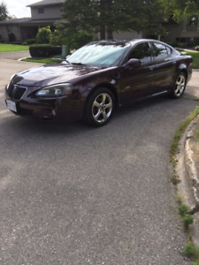 2005 Pontiac Grand Prix GXP Sedan