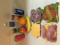 CREW LUNCHES (Bag Lunches)
