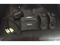 Sega megadrive with 80 games built in collective console inboxed x2 controllers