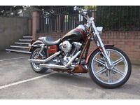 Harley Davidson FXDSE2 Anniv Screaming Eagle CVO 110