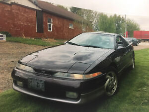 1990 Eagle Talon TSi AWD Turbo Coupe