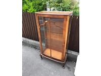 CHINA CABINET SHABBY CHIC PROJECT ** FREE DELIVERY AVAILABLE **