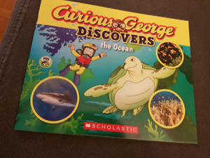 Curious George - Discovers The Ocean