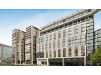 Stunning 3 bedroom apartment with private underground parking spaces in Merchant Square, London