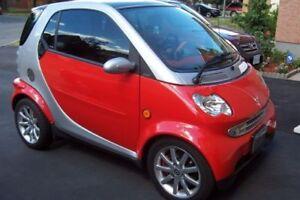 2005,  2006 & 2009 Smart Car Parts availablity changes daily.