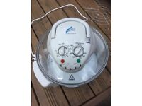 Halogen cooker, table top large