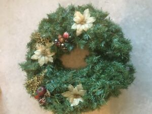 For Sale: Set of 3 Christmas Wreaths