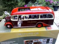 MODEL BUS Sunstar 1.12 scale Bedford OB Hants and Sussex