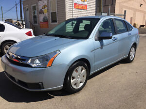 2008 FORD FOCUS SE WITH ONLY 113000 KMS WITH BLUETOOTH CONECTION
