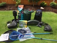 Pond Clearance Equipment