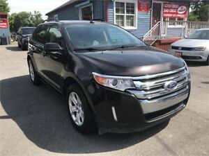 2014 Ford Edge SEL| Good,Bad Everyone gets Approved