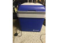 Cooler/heater travel fridge