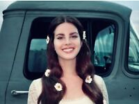 lana del rey tickets o2 brixton 24th july