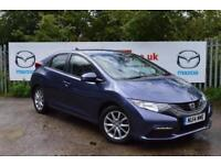 2014 Honda Civic 1.4 i-VTEC S 5 door Petrol Hatchback