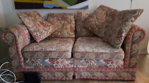 2 Couches and a Couch chair