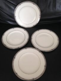 Wedgewood AMHERST plates and serving bowls