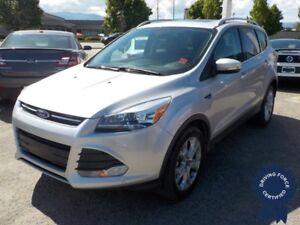 2016 Ford Escape Titanium All Wheel Drive - 34,360 KMs, Seats 5