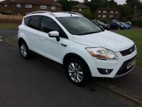 Ford kuga 2.0 TDCI titanium 163 AWD 4x4 with appearance pack diesel low mileage