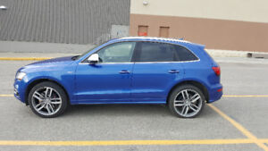 2015 Audi Q5 SQ5 Technik SUV, Crossover
