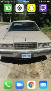 1988 grand marquis ls parts car !SOLD!