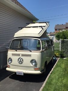 Combi VW  Bay Window 1971