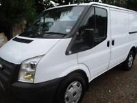 2012 Ford Transit 2.2TDCi 100PS T280S ECOnetic SWB 90000 MILES GUARANTEED
