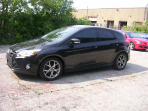 2013 Ford Focus SE  5 SPEED-  $7995 CERTIFIED W/ WARRANTY