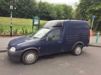 Vauxhall Combo Van - BROKEN IGNITION - won't start, repair or scrap / parts
