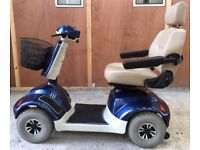 TGA Frontier Medium size full suspension 8mph pavement Mobility Scooter