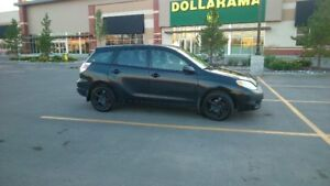 CLEAN, NON SMOKING,NO PETS, NO ACCIDENTS Toyota Matrix Hatchback
