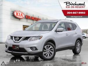 2014 Nissan Rogue SL *1 0WNER BEAUTIFUL LOW KM TRADE FULLY LOADE