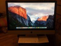 "iMac 27"",Mid 2011"