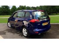 2014 Vauxhall Zafira 2.0 CDTi (165) Exclusiv 5dr Automatic Diesel Estate