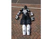 Adult ice hockey kit