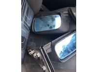 BMW 3 series mirrors