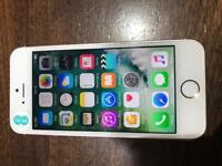 iPhone se 16gb rose gold locked to EE