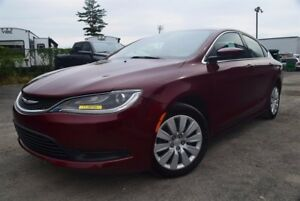 Chrysler 200  LX**GARANTIE JUSQU'À 160 000KM!!* 2015