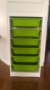 Meuble a rangement (Ikea) Storage System