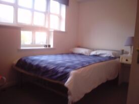 Large room with en-suite shower-room, and leisure center