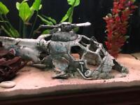 Full set-up fish tank