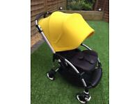 Bugaboo Bee 3 - immaculate condition plus cocoon and accessories for