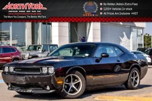 2011 Dodge Challenger Sunroof|HtdSeats|Bluetooth|Lthr|PwrWndws&L