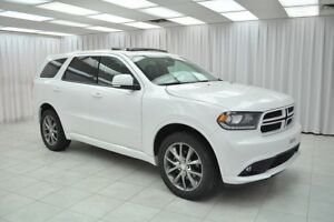 2016 Dodge Durango GT 3.6L 7PASS AWD SUV w/ HEATED LEATHER & STE