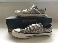 Brand New Converse Size 3.
