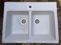 Double Ceramic Belfast Sink