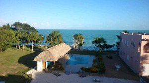 Yearly Ocean side condo lease - Beautiful Belize