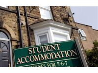 Student looking for accommodation