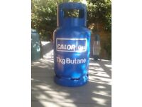 Calor Gas Bottle 7kg Butane empty