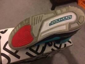 Jordan's and Nikes